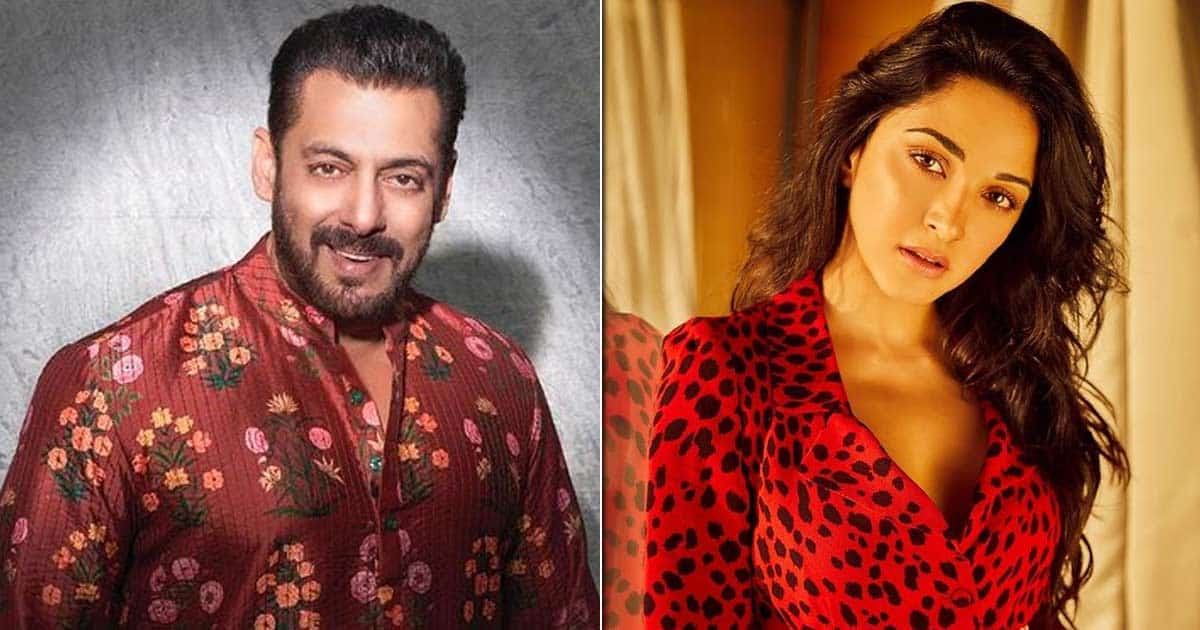 """Kiara Advani's Mausie Dated Salman Khan! Actress Had Revealed """"It May Have Possibly Been Their First Relationship"""""""