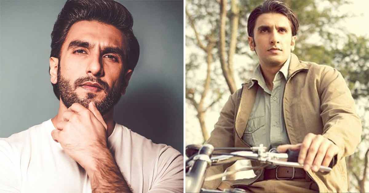 """Ranveer Singh Stapled His Stomach For A Scene In Lootera! Says, """"At That Time I Was Very Raw As An Actor"""""""
