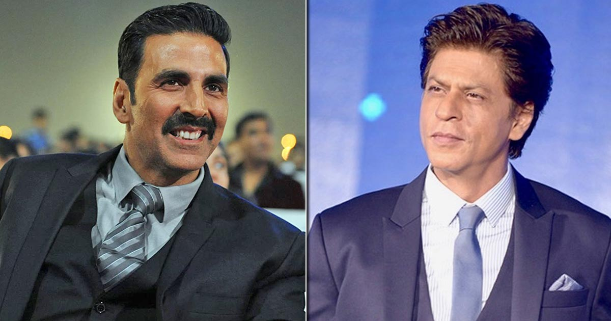 Did You Know? Shah Rukh Khan Decided To Have Fun At Akshay Kumar By Calling Him A Kid