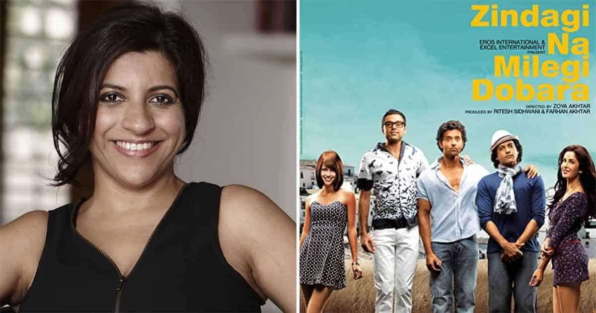 Did Zoya Akhtar hint at 'Zindagi Na Milegi Dobara' sequel?