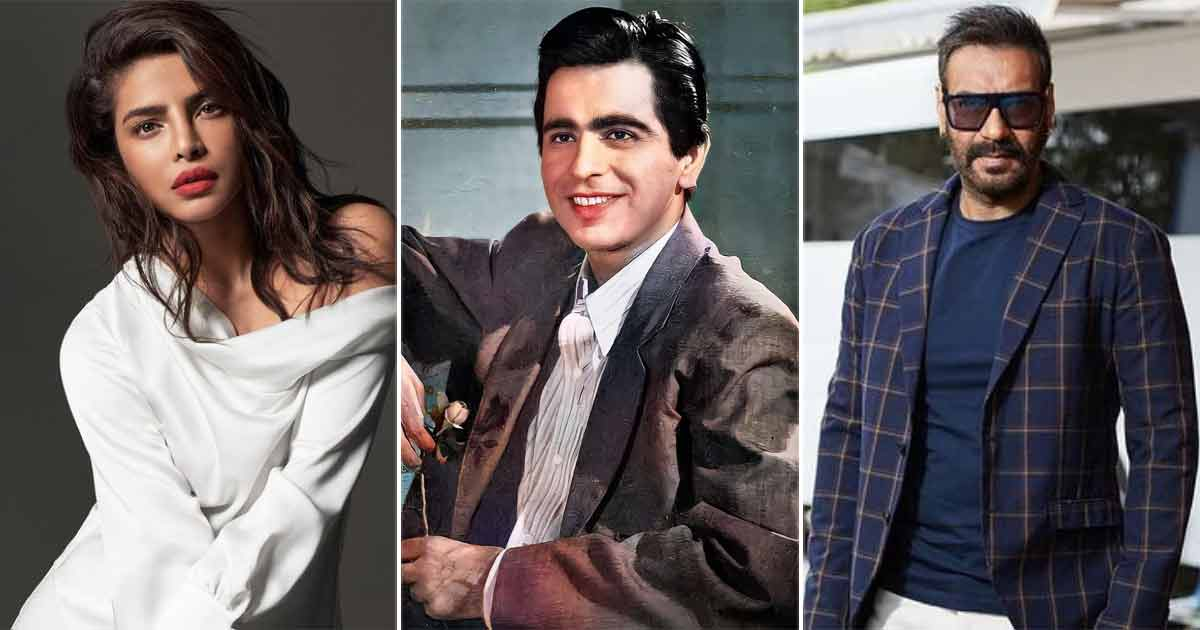 What Wen Wrong With Dilip Kumar, Priyanka Chopra & Ajay Devgn Starrer?