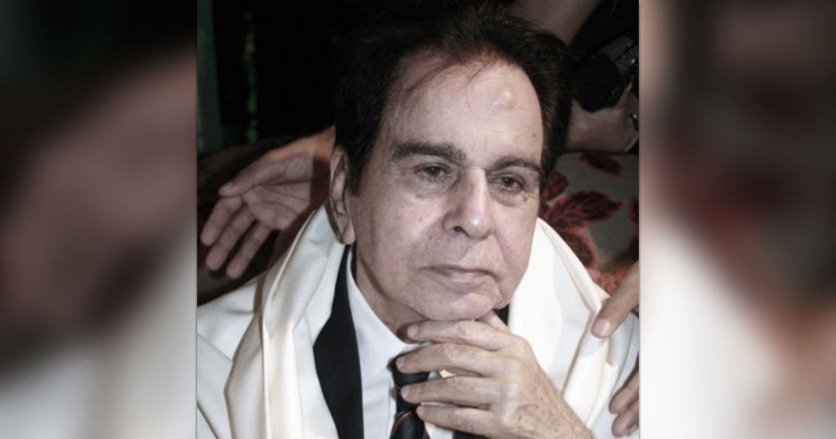 Dilip Kumar Dies At 98