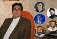Dilip Kumar no more, Indian film frat mourns thespian's death