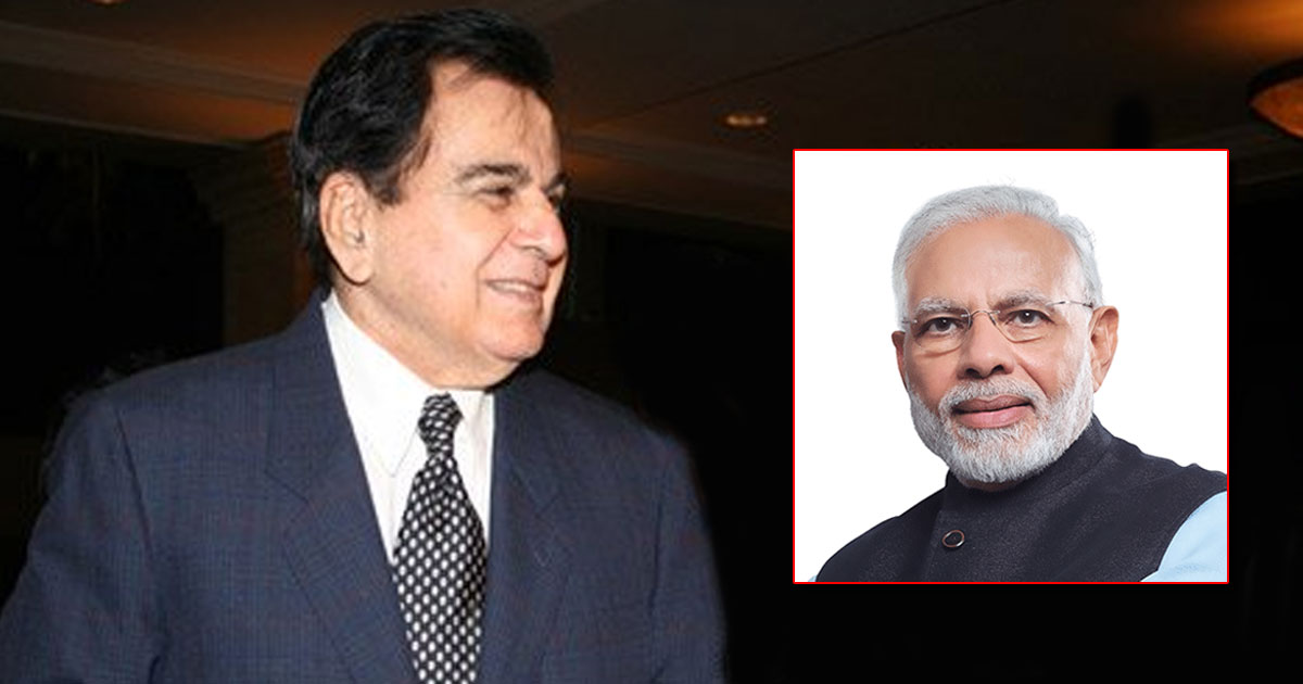 """'Dilip Kumar Was Blessed With Unparalleled Brilliance"""", Says PM Narendra Modi"""