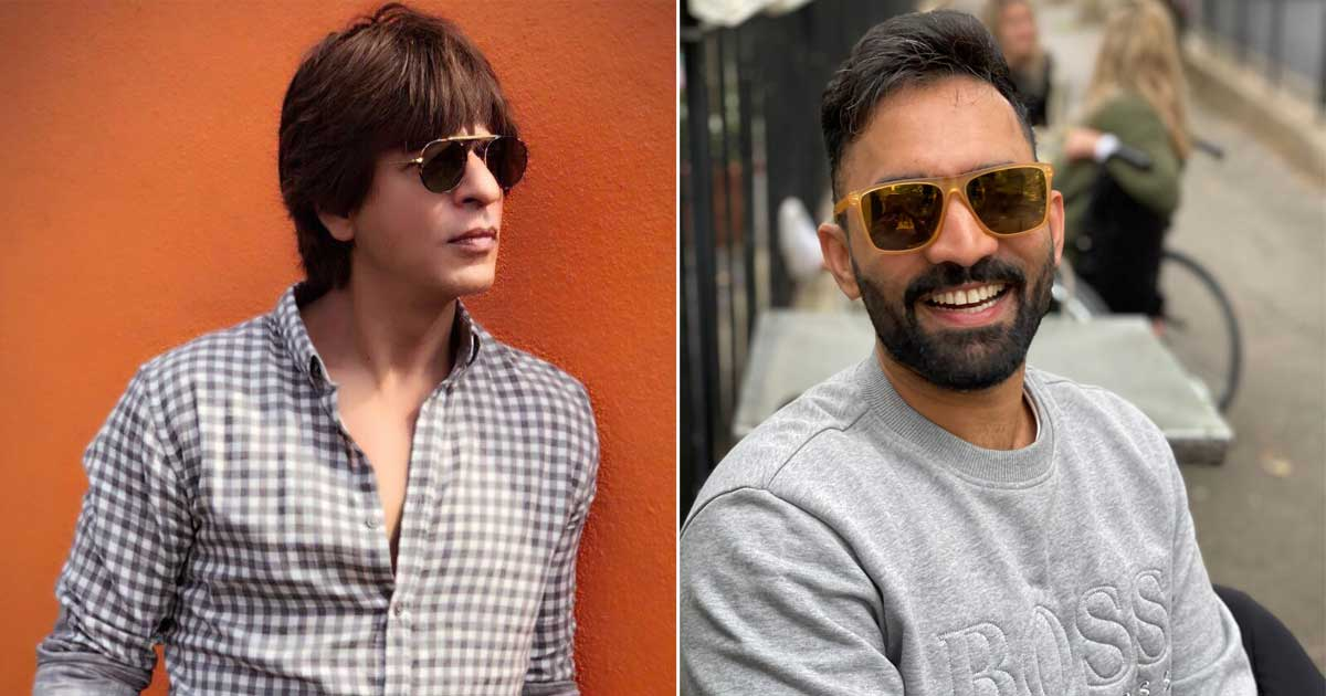 Shah Rukh Khan organized a private Jet for Dinesh Karthik and that is why the world needs more people like him