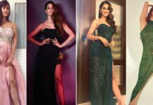 Disha Patani Is One Hot Babe Who Never Misses An Opportunity To Show Off her Well-Toned Legs