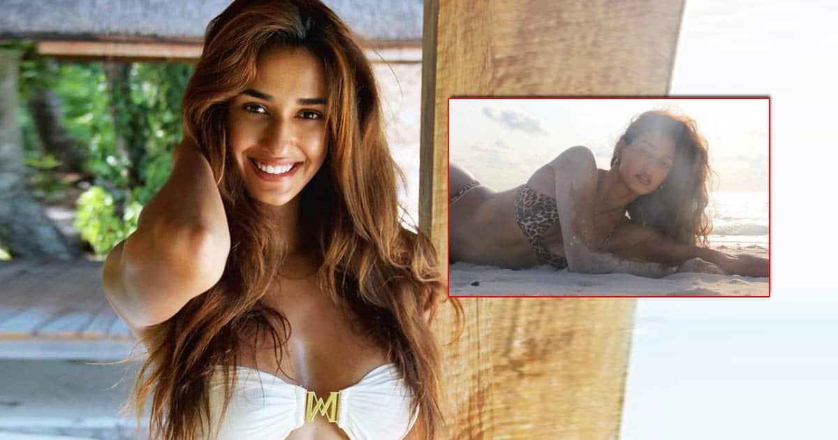 Disha Patani raises temperature with latest bikini picture