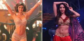 Disha Patani's Sensual 'Hip-Shaking' Moves Have A Nora Fatehi Connect & Hence The 'Hotness'
