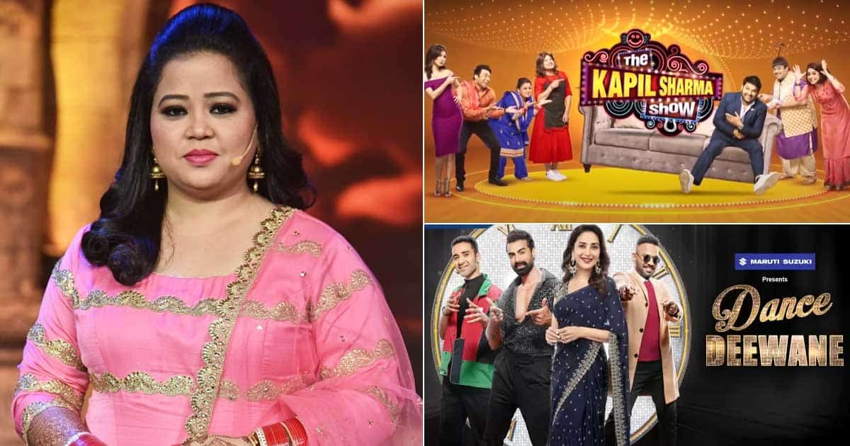 "Bharti Singh On 50% Paycut For The Kapil Sharma Show & 70% For Dance Deewane: ""Itne Saal Hum Ek Channel Pe Kaam Karte Hai…"""