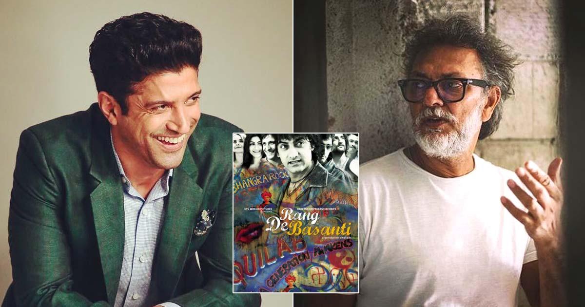 Do You Know? Farhan Akhtar Had Rejected Rang De Basanti