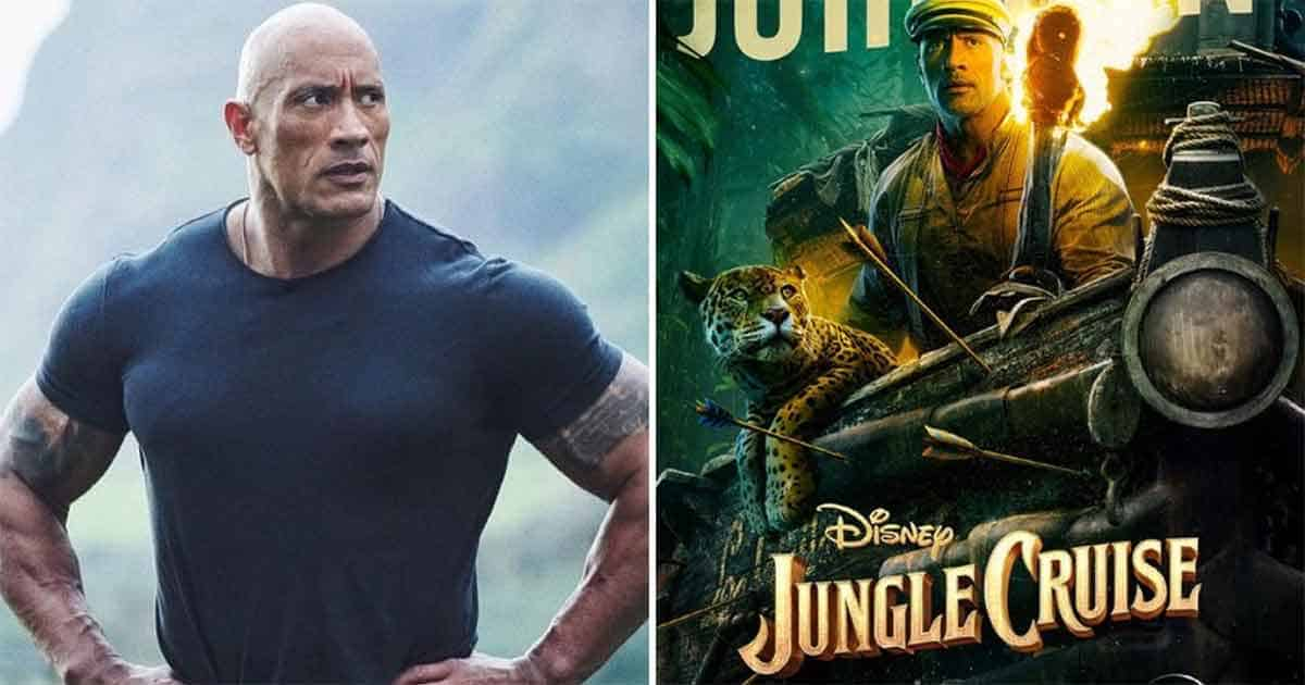 Dwayne Johnson: All of our daughters are very excited for 'Jungle Cruise'
