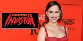 Emilia Clarke Opens Up On Marvel Debut With Secret Invasion