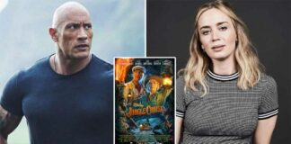 Emily Blunt: Really appreciate that Dwayne Johnson comes from struggle