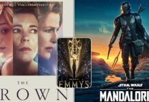 Emmy nominees announced: 'The Crown' and 'The Mandalorian' lead race