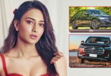 Erica Fernandes' Car Collection Includes Two Mega Beasts Clearing Her Zindagi's 'Kasautii' With Flying Colours - Deets Inside
