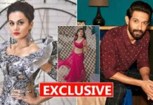 Exclusive! Taapsee Pannu Opens Up On Her Sultry Sequences In Haseen Dillruba