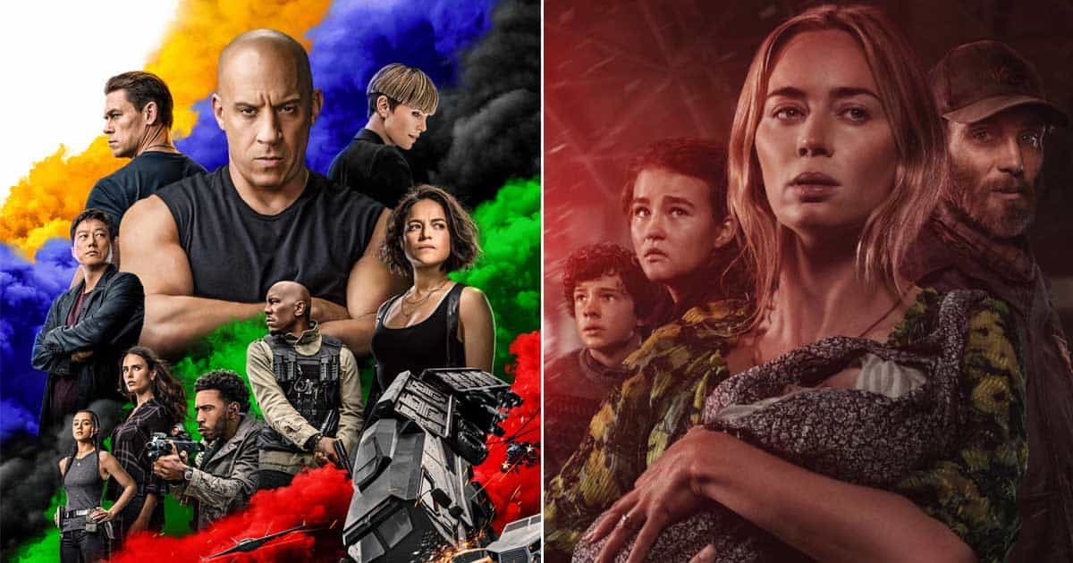 F9 Domestic Box Office Update