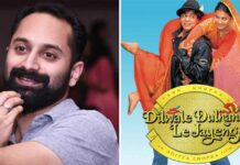 Fahadh Faasil Wants To Play Shah Rukh Khan In A Film Like Dilwale Dulhania Le Jayenge, Ripping His Serious Image!
