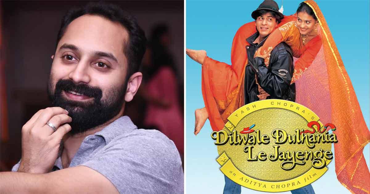 'Malik' Actor Fahadh Faasil Wants To Play Boy-Next-Door Roles Like Dilwale Dulhania Le Jayenge