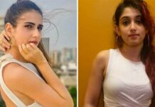 Fatima Sana Shaikh Sizzles In A Crop Top & Ripped Jeans; Aamir Khan's Daughter Ira Khan Is Impressed!