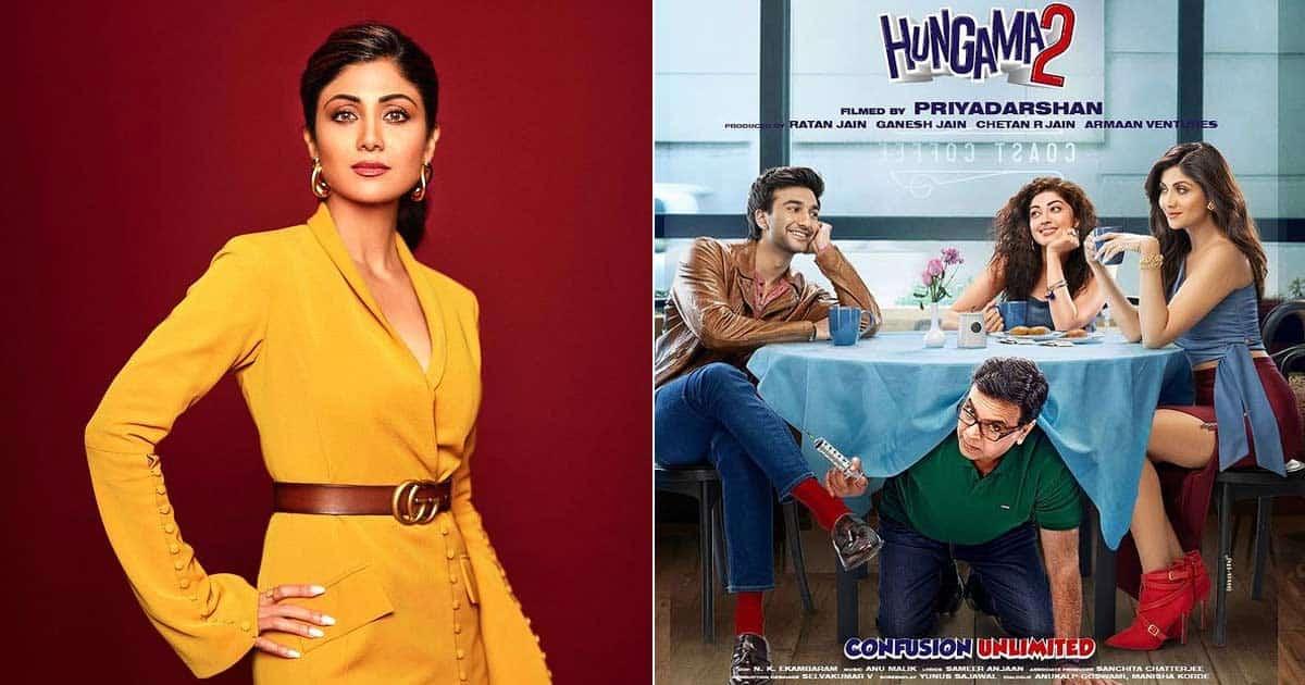 Shilpa Shetty Requests Fans To Watch Hungama 2 Amid Raj Kundra P*rn Case: