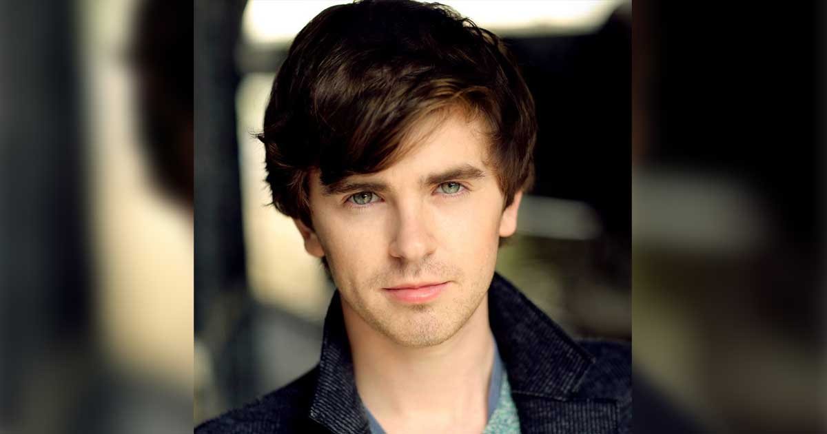 Freddie Highmore On How He Researched For Role In 'The Good Doctor'