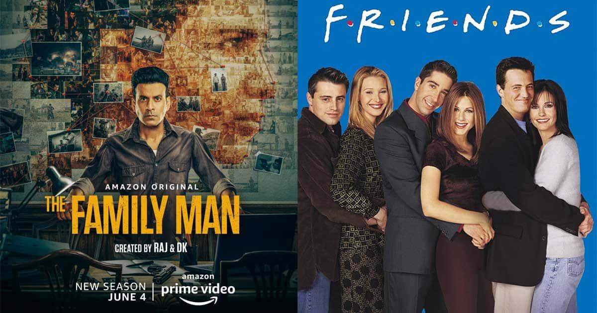 Manoj Bajpayee Chandler, Ross & Even Monica is the Mashup we deserve on Monday!