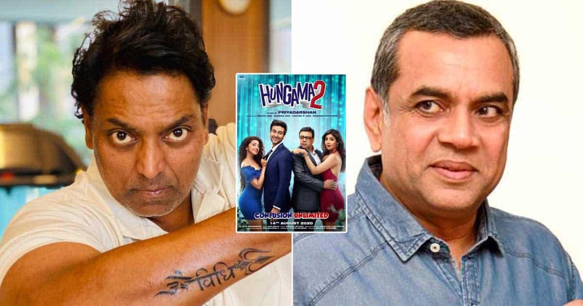 """Ganesh Acharya Lauds Paresh Rawal For His Dance In Hungama 2: """"There Wasn't Much Need To Train Him"""""""