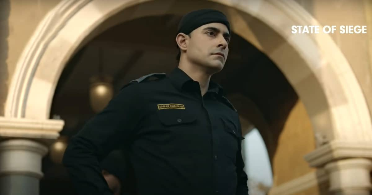 Gautam Rode opens up on 'State Of Siege: Temple Attack' role(Photo Credit: Still/Zee5)