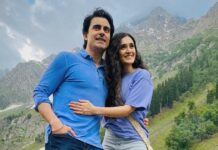 Gautam Rode, Pankhuri Awasthy unite on screen for first time post marriage