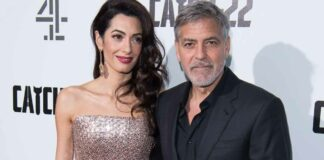 George Clooney & Amal Clooney Set To Welcome Baby No. 3?