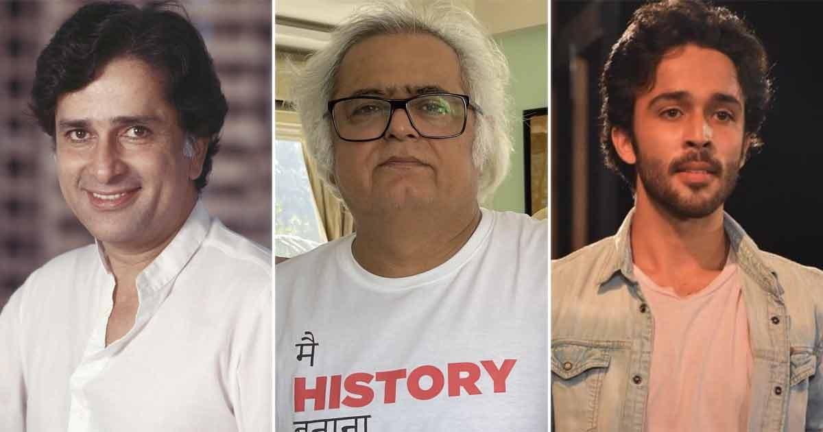 Scam 1992 Director Hansal Mehta To Launch Shashi Kapoor's Grandson Zahaan Kapoor - Read On