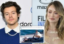 Harry Styles & Olivia Wilde Invite Meme Fest With Their Yacht Pictures
