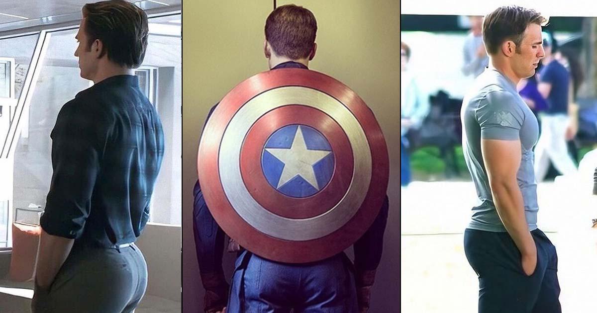 Here's How Steve Rogers Aka Captain America's A*s Joke Started