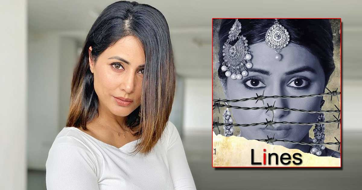 Hina Khan Learnt To Ride A Bike For Her Role In 'Lines'
