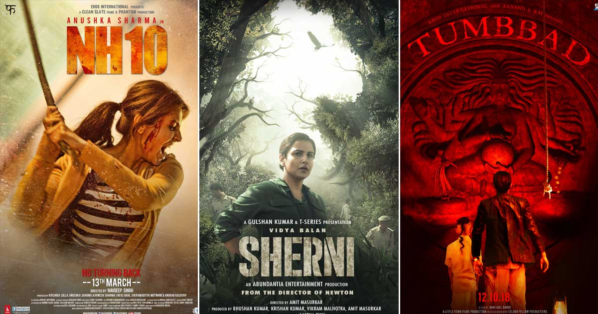 Tumbbad To Sherni, Here's How Bollywood Is Venturing Into Rustic & Unexplored Landscapes To Bring Realism