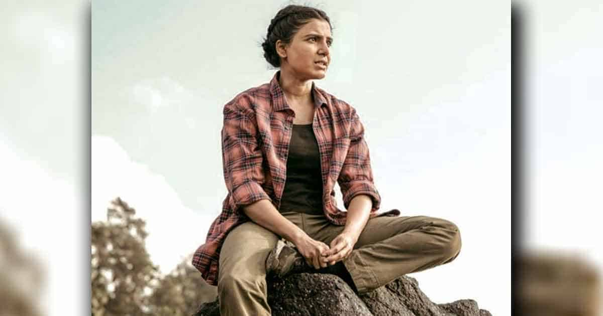 The Family Man 2 star Samantha Akkineni shares how she relaxed between shots in the web series