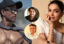 Hrithik-Deepika starrer 'Fighter' to be India's first aerial action film
