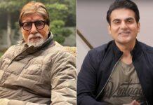 I'll chase Amitabh Bachchan for my show 'Pinch': Arbaaz Khan
