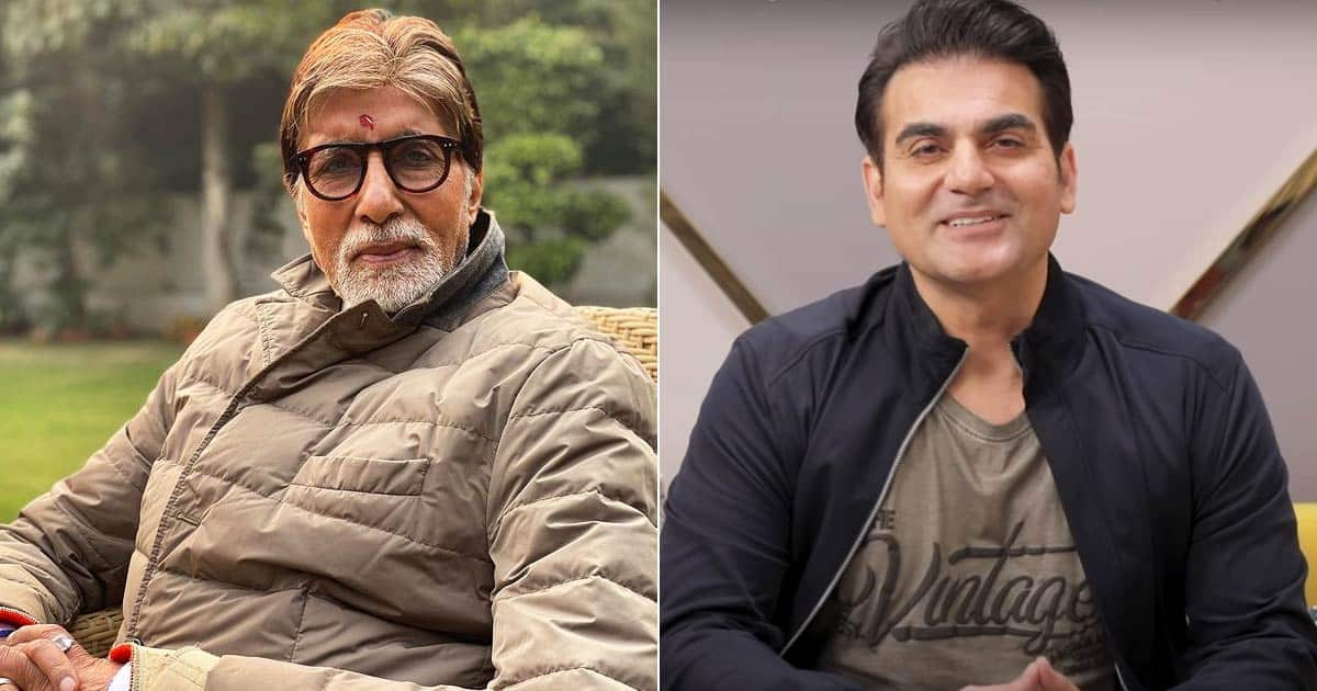 """Arbaaz Khan Wants Amitabh Bachchan On His Show 'Pinch': """"He Must Be Getting Some Of The Trolling & Negativity"""""""