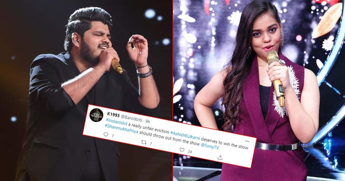 Indian Idol 12 Is Being Accused Of An 'Unfair Decision' After Ashish Kulkarni's Elimination
