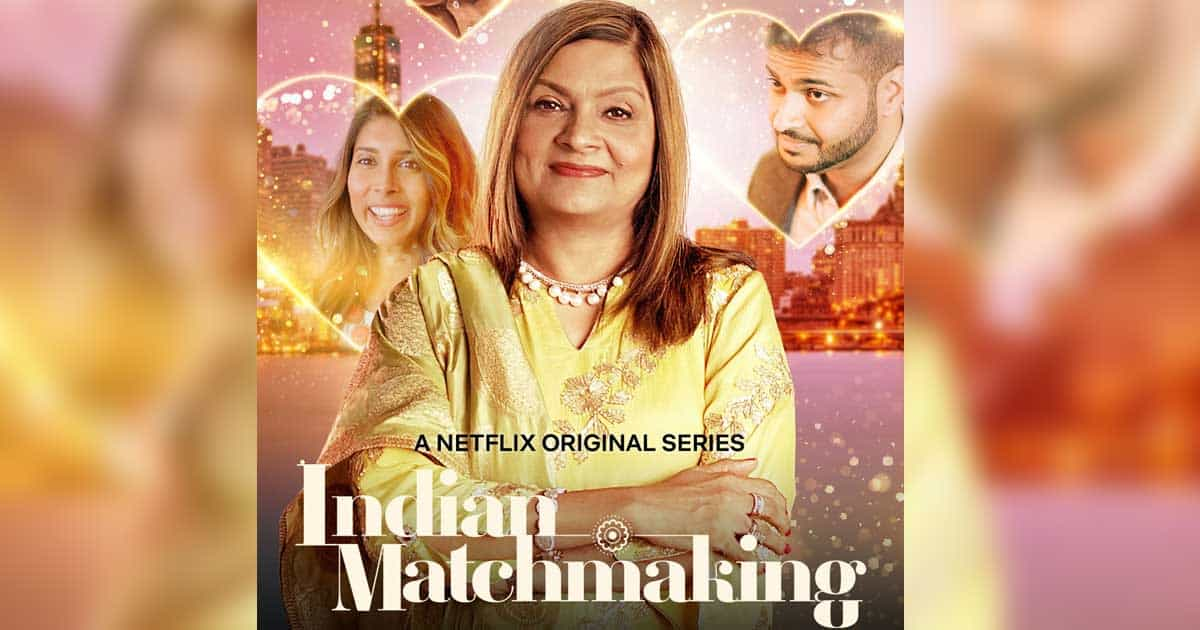 INDIAN MATCHMAKING COMPLETES A YEAR!
