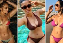 International Bikini Day: 10 Sensational Looks Of Yesteryear Actresses From Salma Hayek To Courteney Cox, Which Are Too Hot To Handle Even Today!