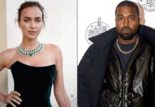 Irina Shayk Reportedly Turns Down Trip to Paris With Kanye, Like the Rapper Only as a Friend