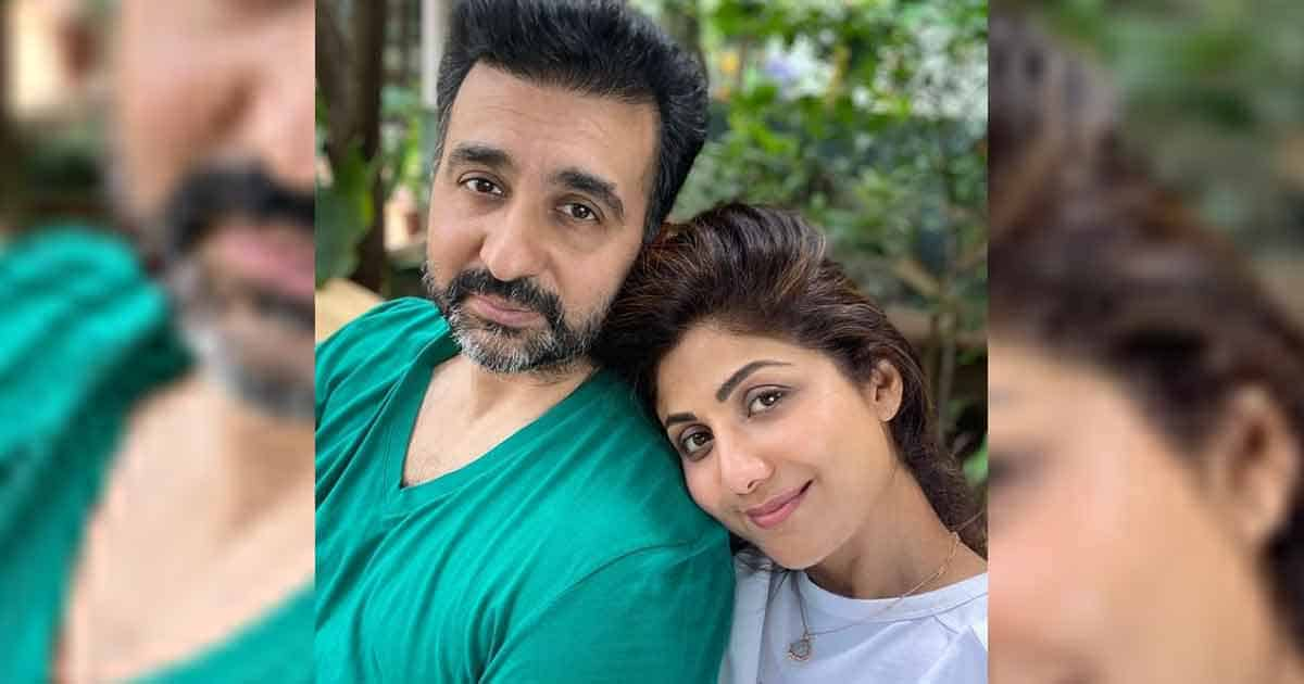 Is Shilpa Shetty involved in Raj Kundra's P * rnographic Scandal Case?  Mumbai Crime Branches Question Rest