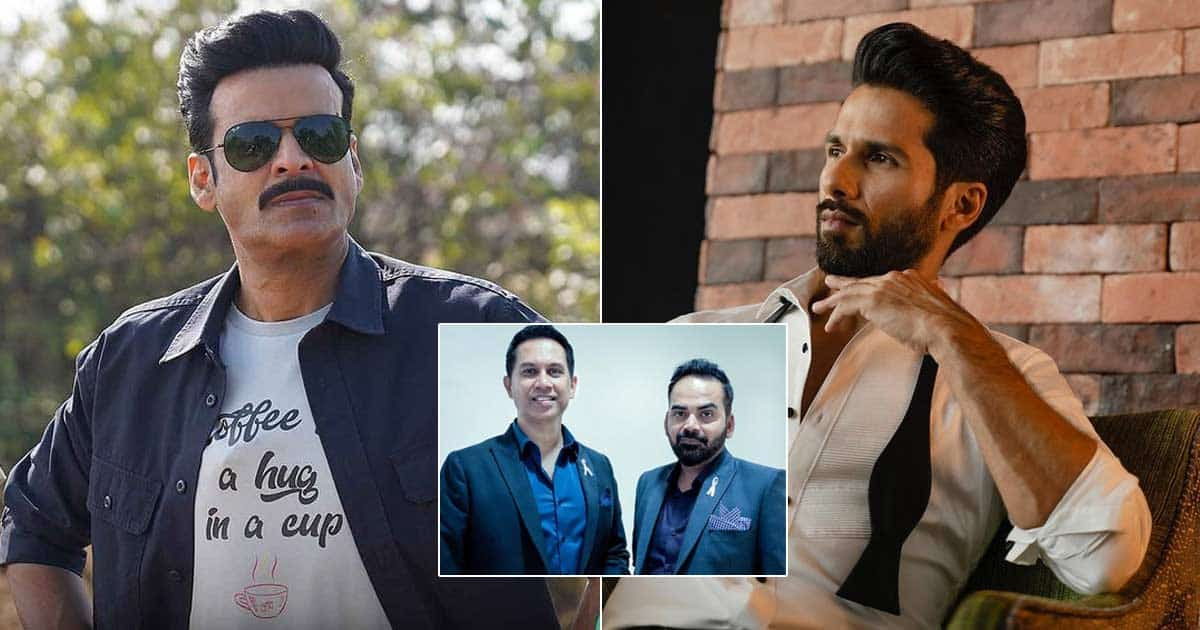 Is The Family Man Ft. Manoj Bajpayee & Shahid Kapoor's Crossover On The Cards?