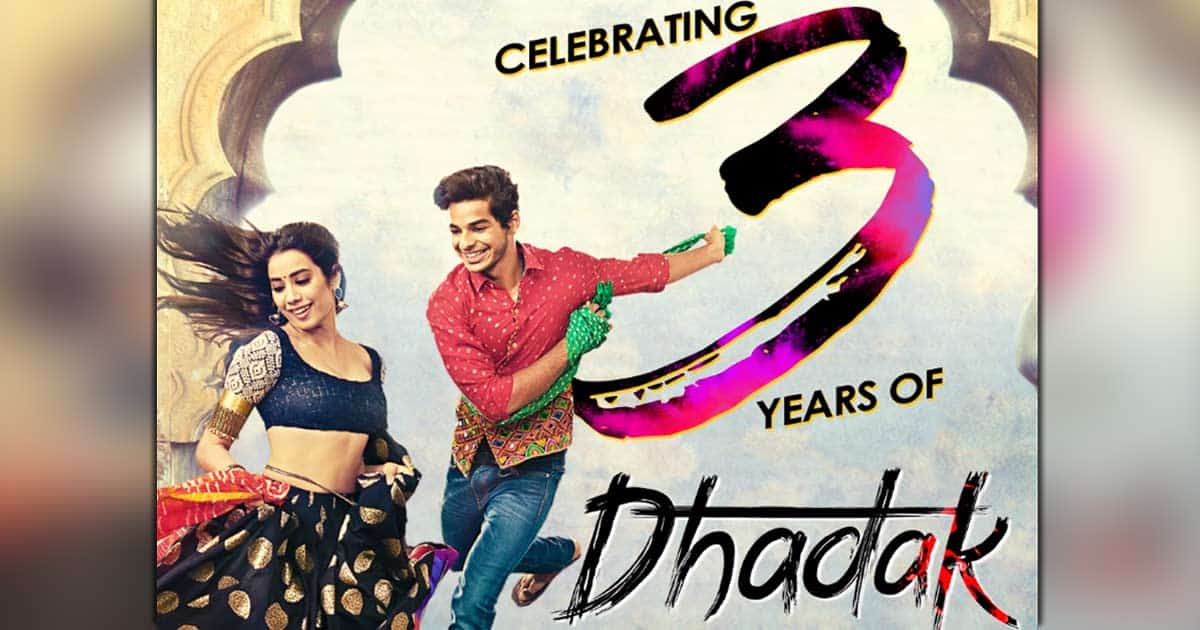 Ishaan Khatter, Janhvi Kapoor share memories as their film 'Dhadak' turns 3
