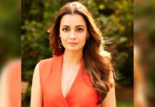 """""""It is time to stop exchanging platitudes, be part of the solution and actually save our national animal,"""" says Dia Mirza"""