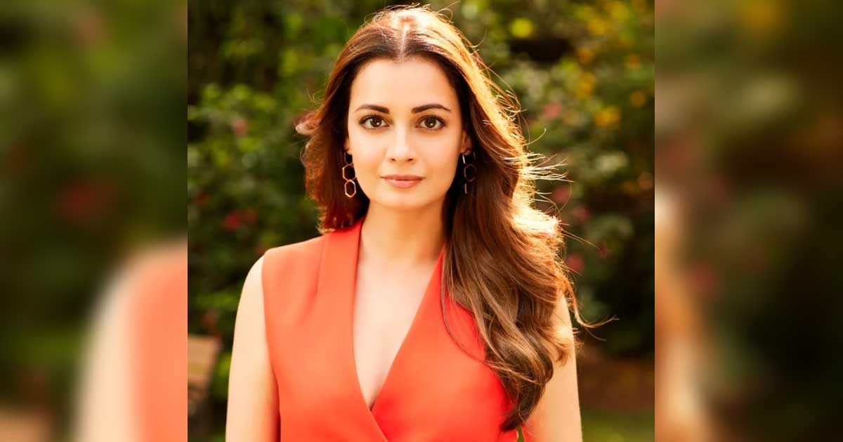 """""""It Is Time To Stop Exchanging Platitudes, Be Part Of The Solution & Actually Save Our National Animal,"""" Says Dia Mirza"""