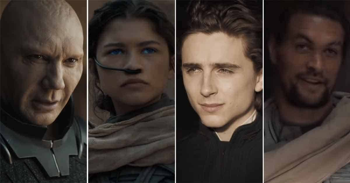 Dune Trailer 2 Out! Timothee Chalamet & Zendaya Starrer Hits On All The Things You'd Probably Want From It